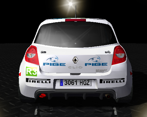Skin Renault Clio R3 Pachanga Veraniega Pibe Cliopi11