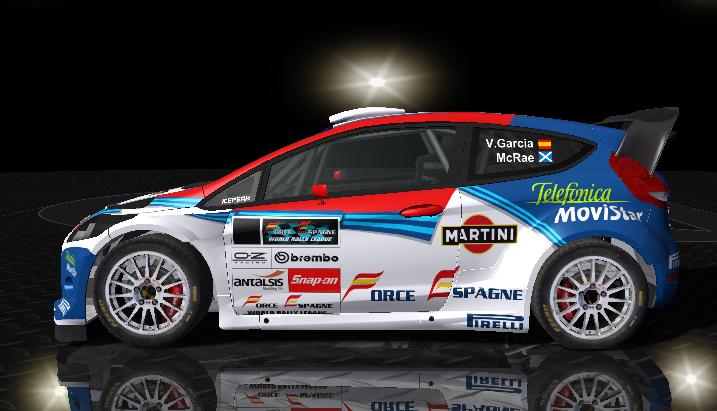 Tributo a Colin McRae para el Campeonato Mundial [Force Espagne WRT] Victor11