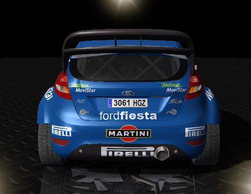 Tributo a Colin McRae para el Campeonato Mundial [Force Espagne WRT] Victor13