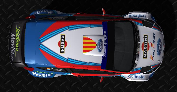 Tributo a Colin McRae para el Campeonato Mundial [Force Espagne WRT] Victor14