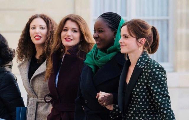 Conseil consultatif pour l'égalité femmes-hommes du G7 - Assia Benziane Assia11