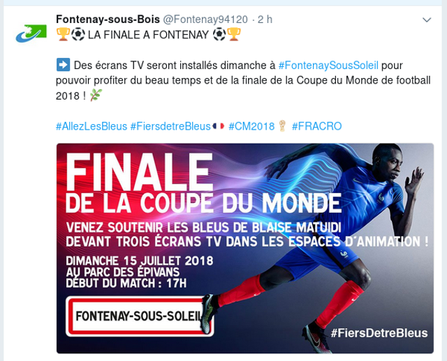 Football - Blaise Matuidi - Champion du Monde 2018 Captur13