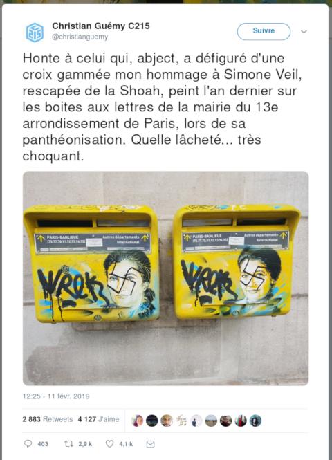 Simone Veil nous a quitée le 28 Juin Captur16