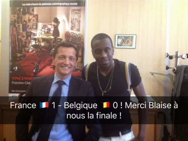 Football - Blaise Matuidi - Champion du Monde 2018 Matuid11