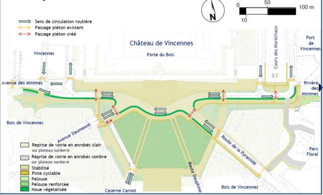 Gestion du bois de Vincennes par la ville de Paris - Nuisances sonores et autres Planok11