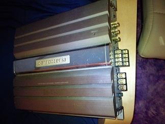 WTS Pioneer Carrozzeria GM X5400 Amp (Sold) Dsc00010
