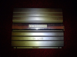 WTS Pioneer Carrozzeria GM X5400 Amp (Sold) Dsc00011