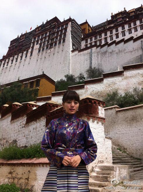 [News] alan's Tibet Trip Alan1010