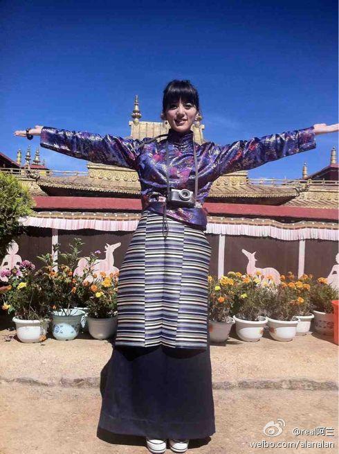 [News] alan's Tibet Trip Alan1110