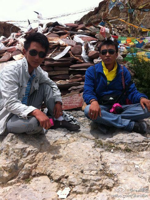 [News] alan's Tibet Trip Alan1410
