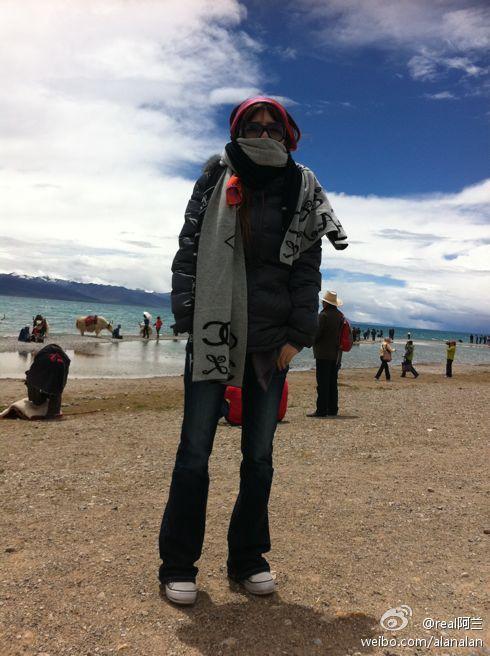 [News] alan's Tibet Trip Alan1510