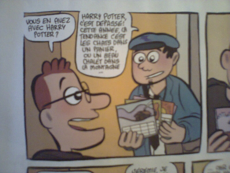 On est envahi !Quand HP s'incruste dans nos séries,nos livres,et - Page 5 Photo129