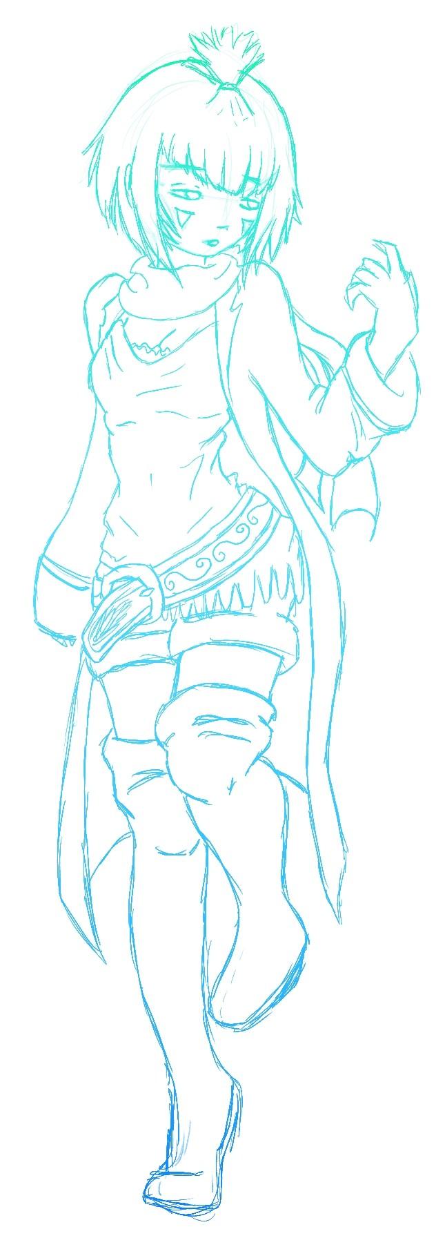 heuuu, je crois que ce sont mes dessins, de Moyo.... S-d_mo11