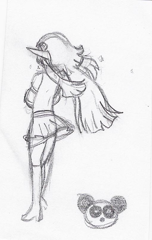 heuuu, je crois que ce sont mes dessins, de Moyo.... S_leav10