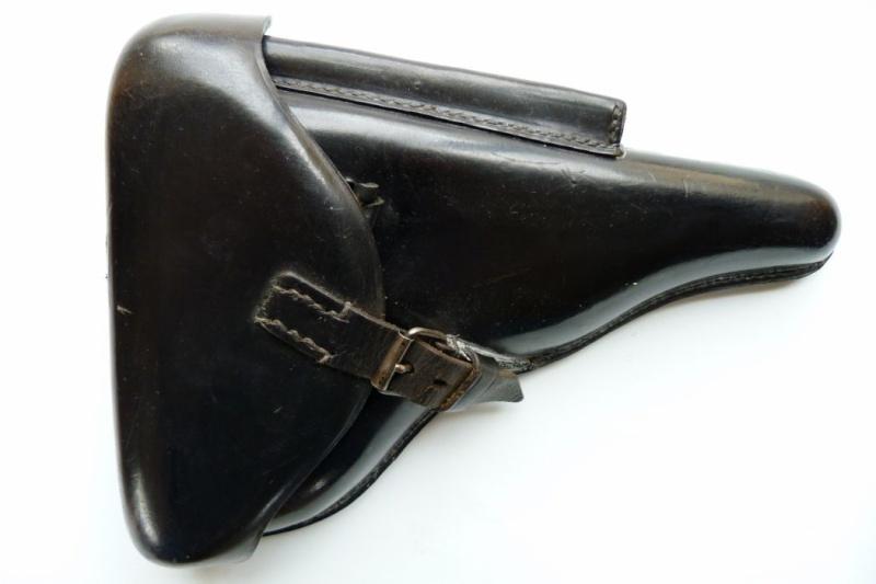Les étuis et accessoires du Luger P 08, en Allemagne, de 1930 à 1945. 00123