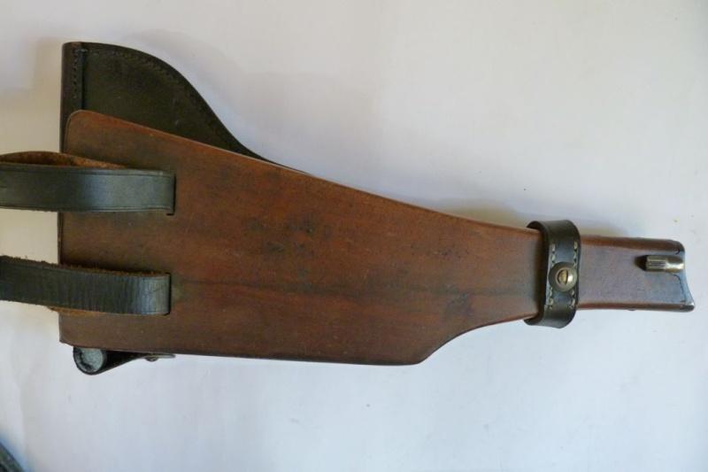 Les étuis et accessoires des Luger commerciaux, dit de marine, 1906-1930. 00228