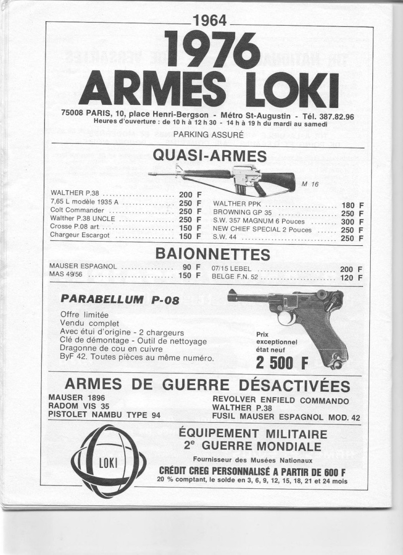 Les étuis et accessoires des pistolets Luger portugais, de 1906 à 1942. 002_210
