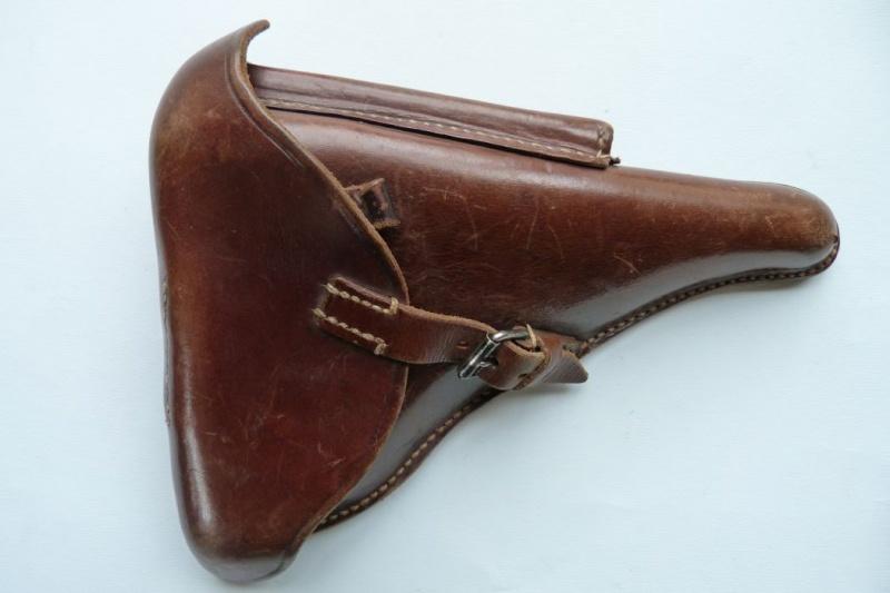 Les étuis et accessoires du Luger P 08, en Allemagne, de 1930 à 1945. 00324