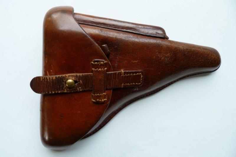 Les étuis et accessoires du Luger P 08, en Allemagne, de 1930 à 1945. 00522