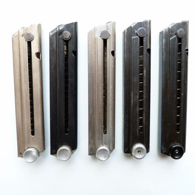 Les étuis et accessoires du Luger P 08, en Allemagne, de 1930 à 1945. 00720