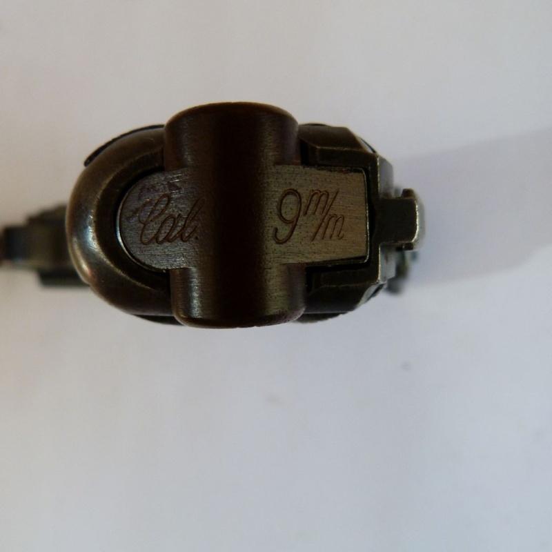 Les étuis et accessoires des Luger commerciaux, dit de marine, 1906-1930. 00725