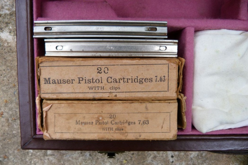 Carabine Mauser C 96, en 8ème catégorie. 01211