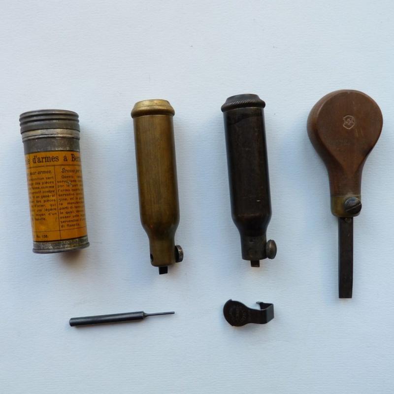 Les chargeurs et accessoires du Luger de 1900 à 1925. Access14