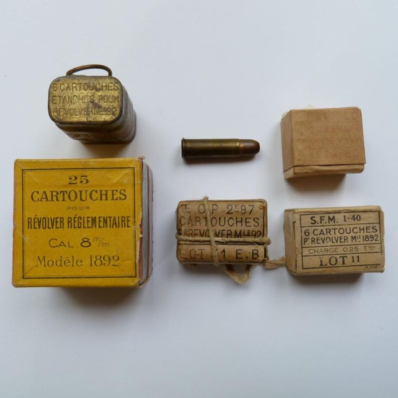 cartouches etanches pour 1892 Boite_21