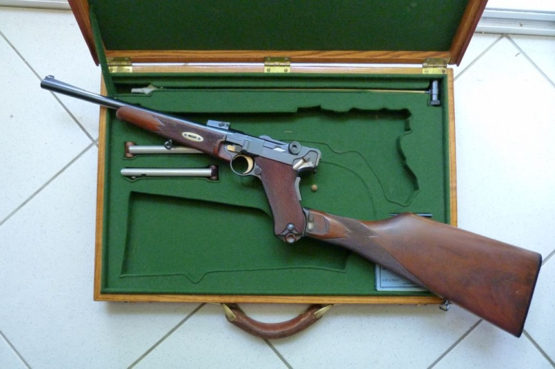 Luger family Carabi23