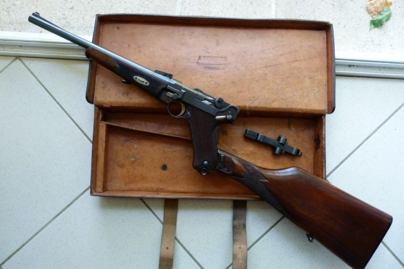 Luger family Carabi28