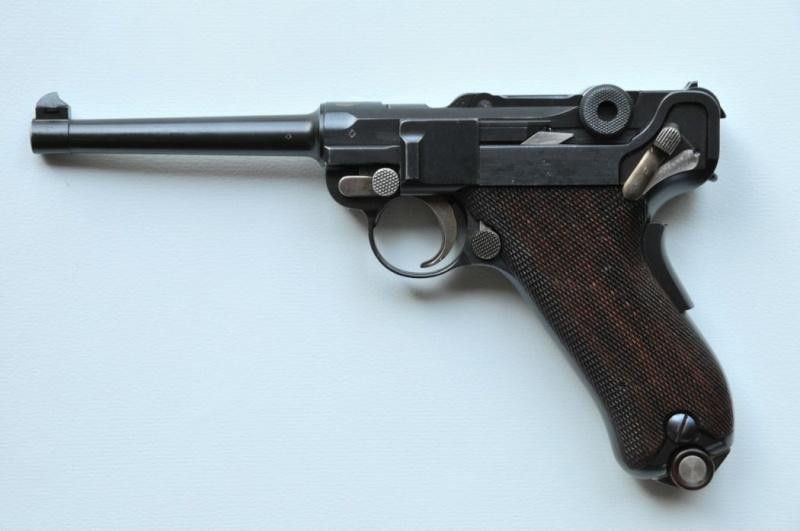 Parabellum 1900 Dwm_1917