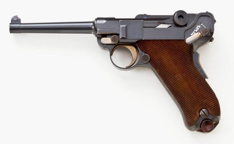 Les étuis et accessoires des Luger bulgares, de 1900 à 1943.  Dwm_1920