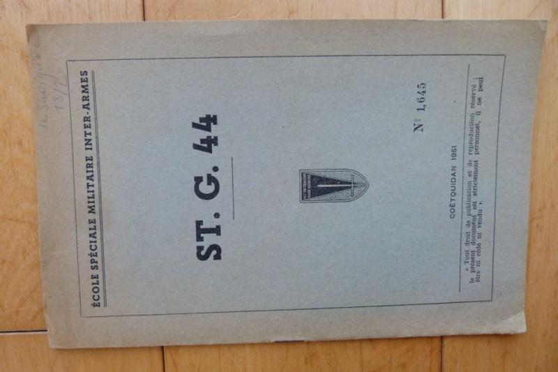 Livret ST.G.44 Livret10