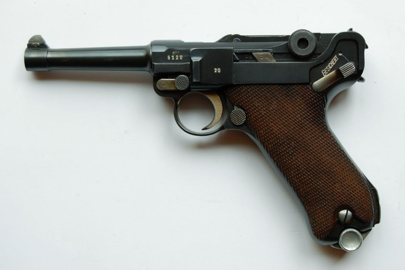 Luger family Mauser11