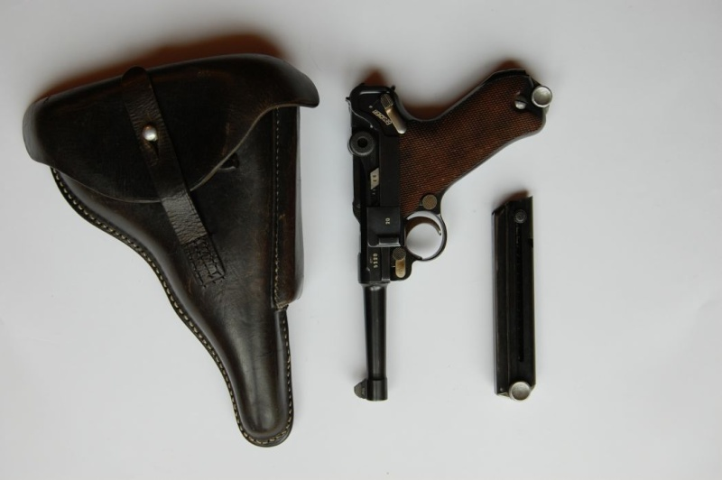 Luger family Mauser12