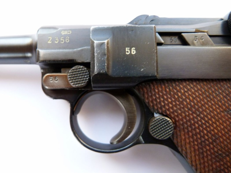 Luger family Mauser19