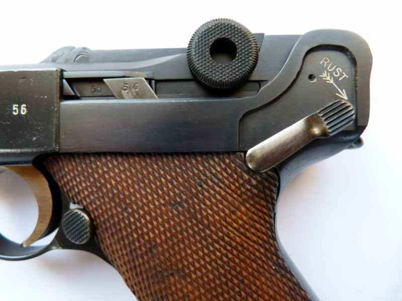 Luger family Mauser20