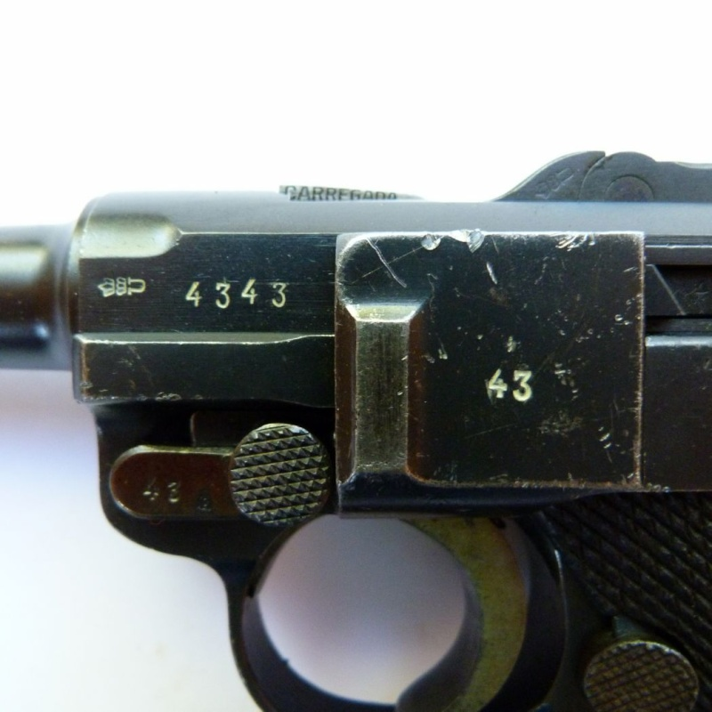Luger family Mauser25