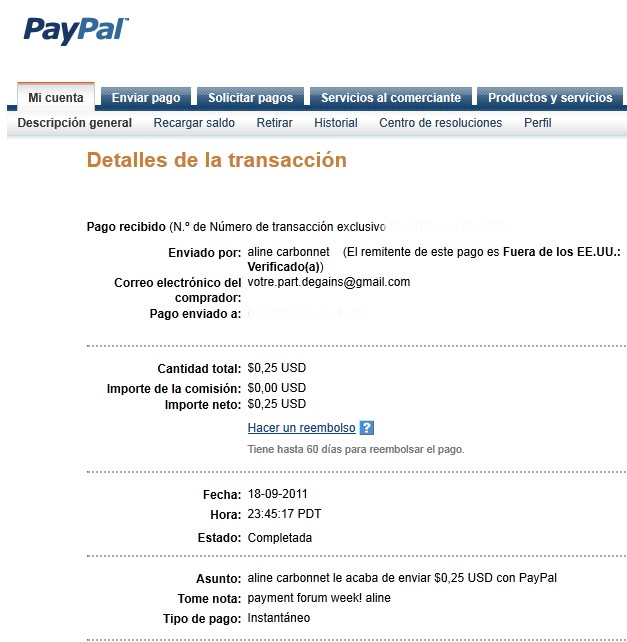 All my other proof of payment received. Aline_21