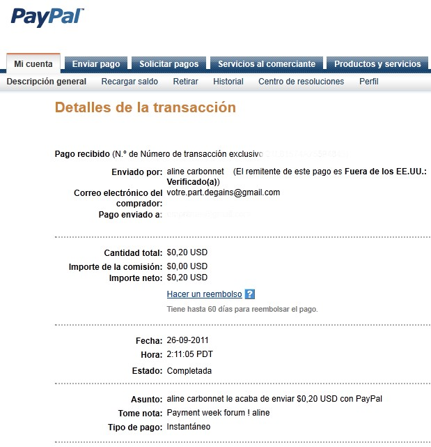 All my other proof of payment received. Aline_22