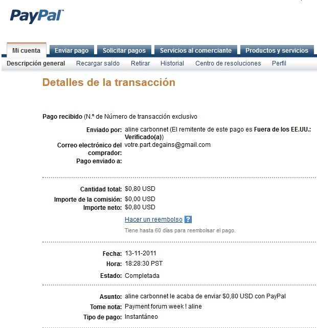 All my other proof of payment received. Aline_29