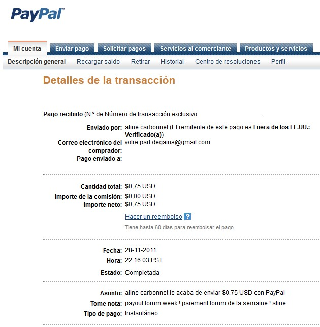 All my other proof of payment received. Aline_30