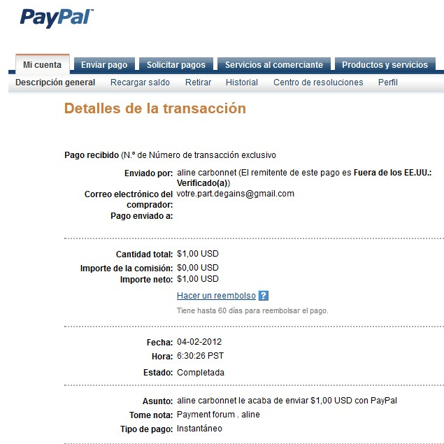 All my other proof of payment received. Aline_32