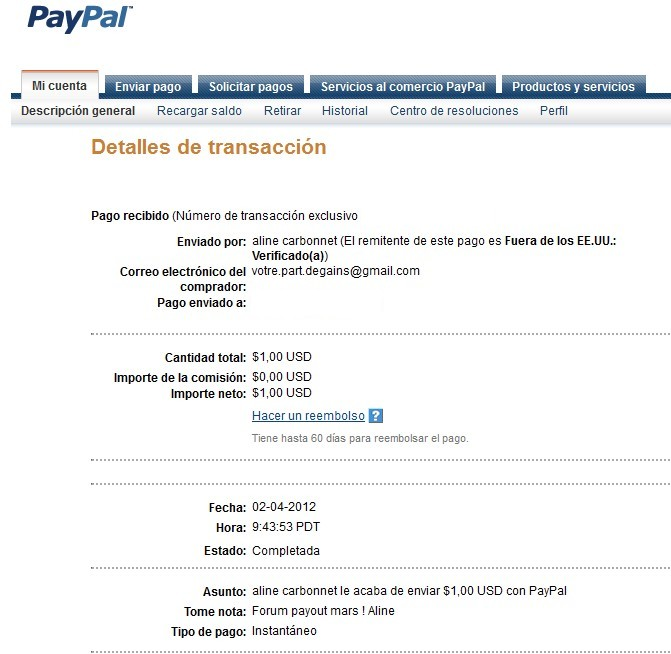 All my other proof of payment received. Aline_36