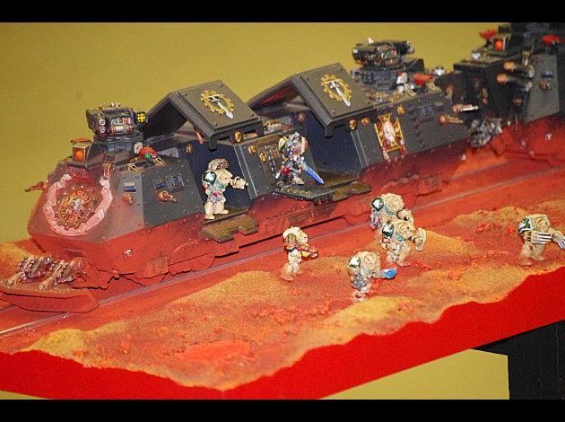 Warhammer 40K (figurines diverses trouvées sur internet! ) 100_0910
