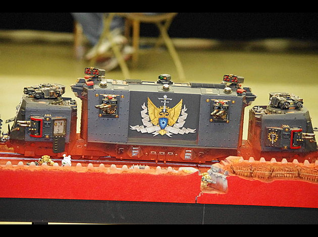 Warhammer 40K (figurines diverses trouvées sur internet! ) 100_0911