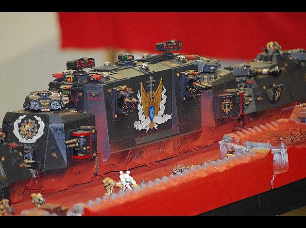 Warhammer 40K (figurines diverses trouvées sur internet! ) 100_0913