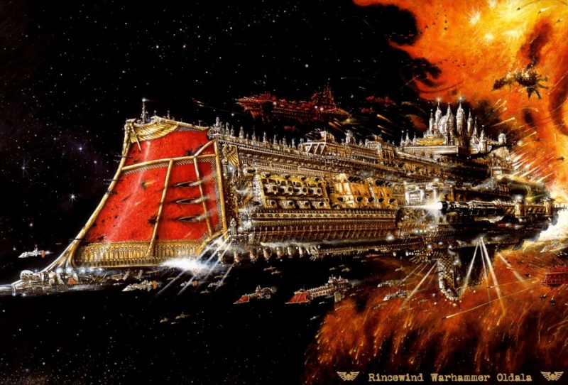 [W40K] Collection d'images : Flotte Impériale Battle11