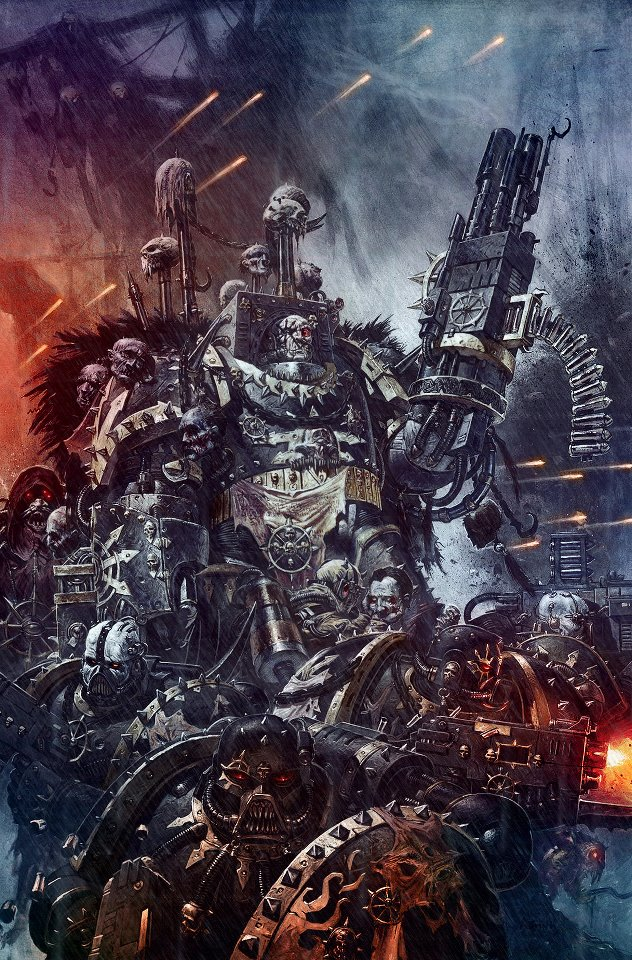 [W40K] Collection d'images : Space Marines du Chaos - Page 2 Black_12
