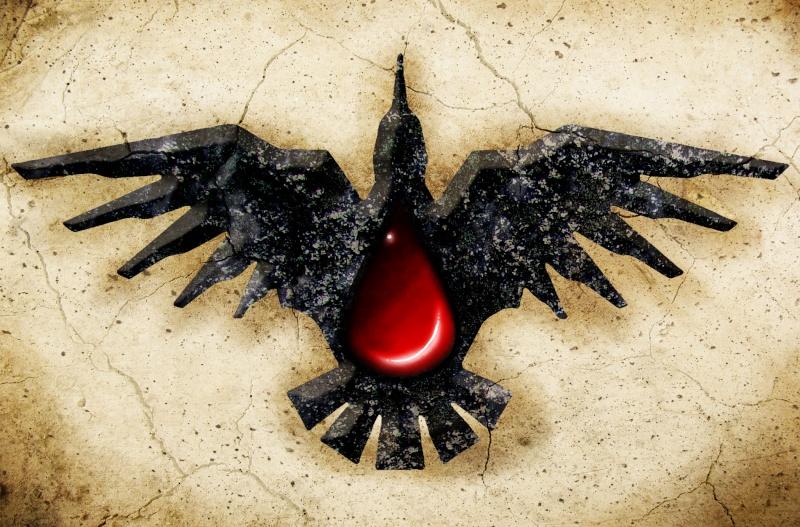 [Fluff] Les Blood Ravens Blood_12